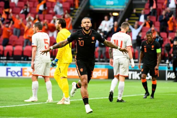 Highlights Macedonia Olanda