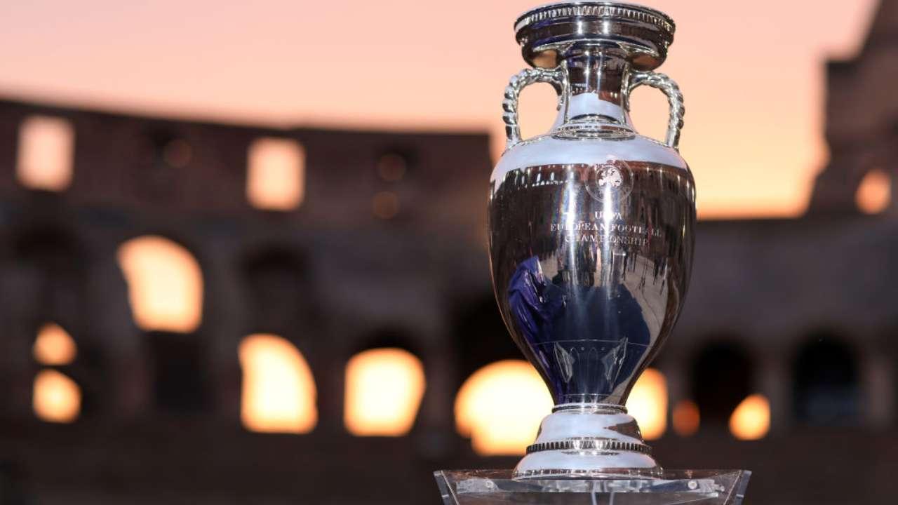 EURO 2020 Copa America Trofeo