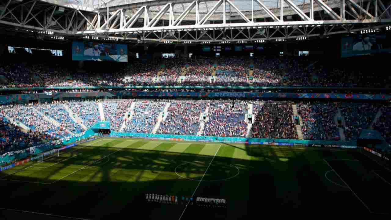 EURO 2020 Covid Tifosi