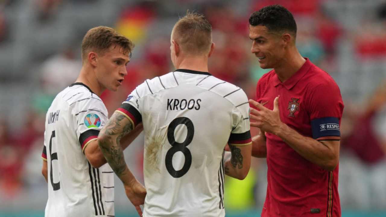 EURO 2020 Francia Portogallo Germania