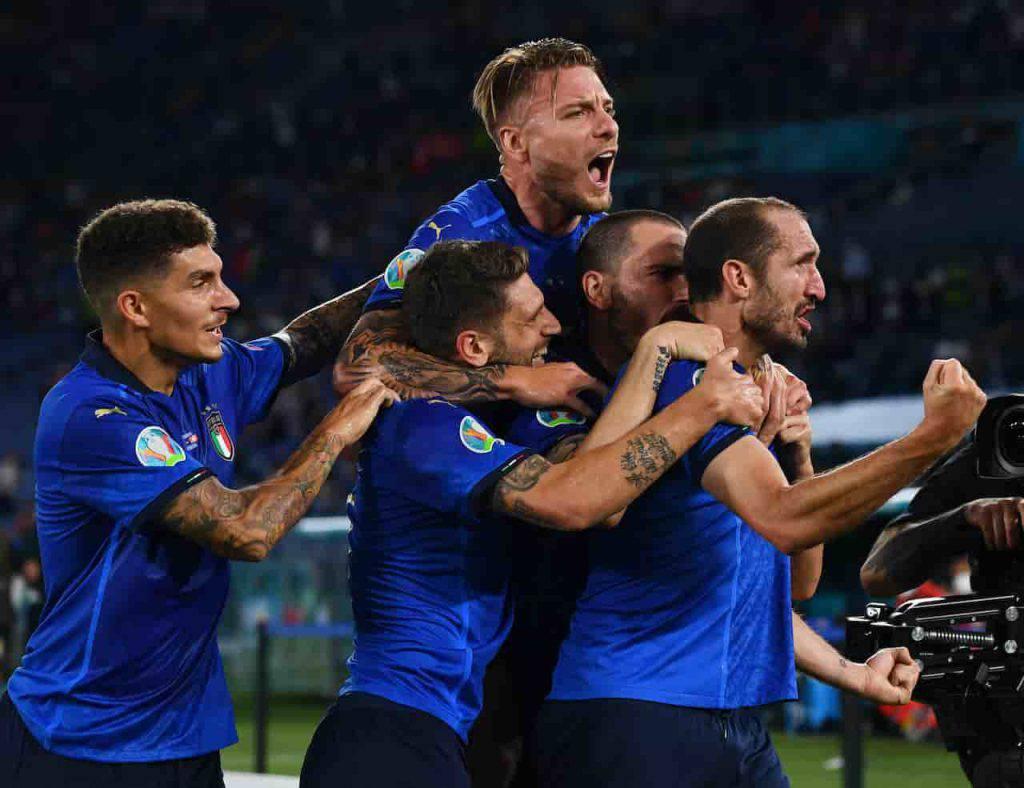 EURO 2020 Italia-Svizzera gol annullato Chiellini (Getty Images)