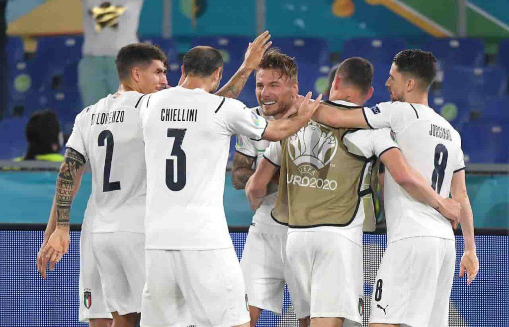 EURO 2020 Italia Svizzera probabili formazioni (Getty Images)