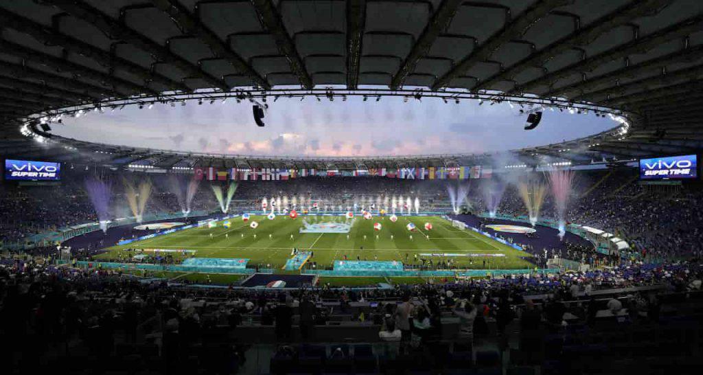 EURO 2020 Italia tifo social (Getty Images)
