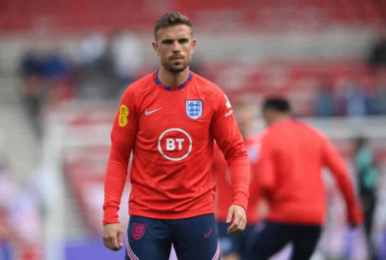 EURO 2020 Inghilterra