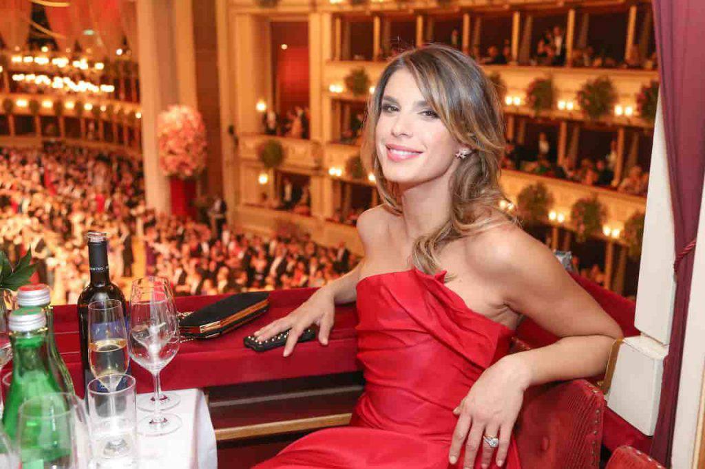 Elisabetta Canalis amore con Brian Perri (Getty Images)
