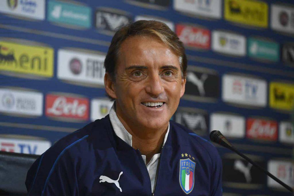 Euro 2020 Italia Mancini (Getty Images)