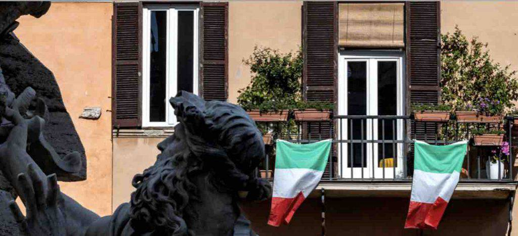 Euro 2020 Italia unita a tifare (Getty Images)