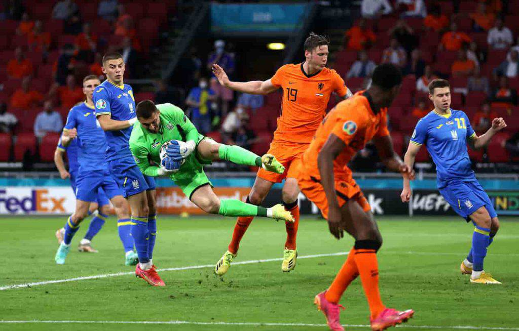 Euro 2020 Olanda Ucraina analisi (Getty Images)