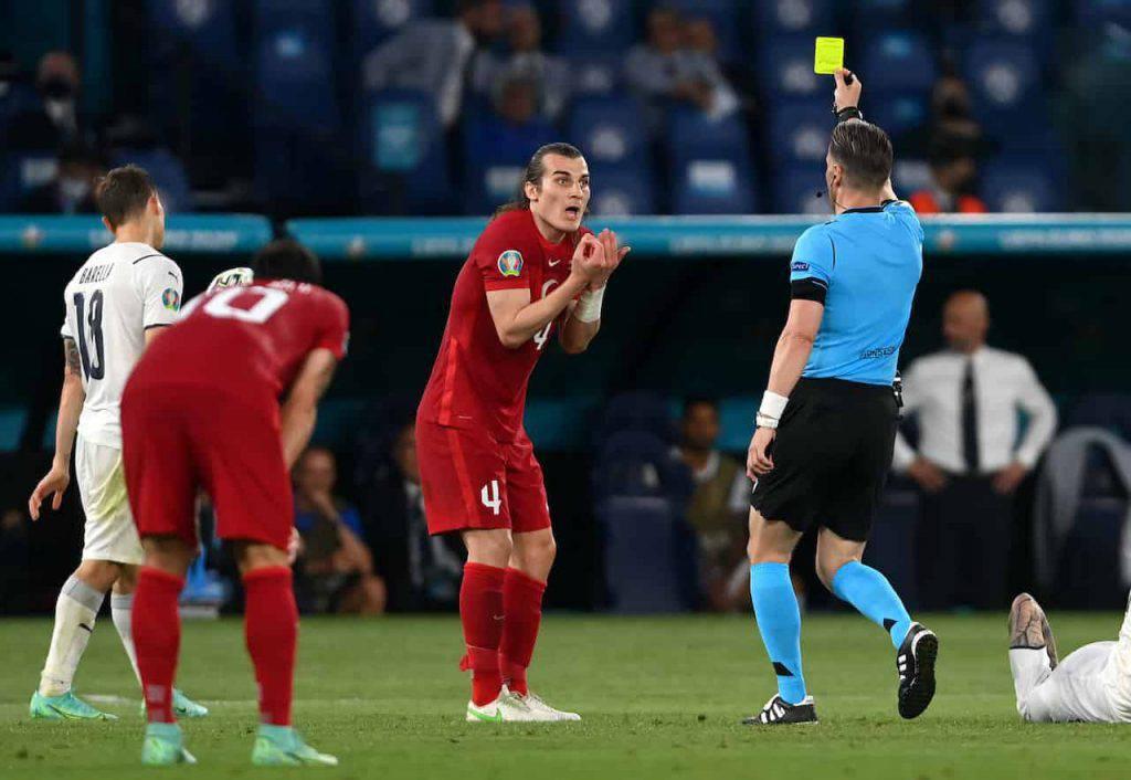 Euro 2020 Soyuncu protagonista social (Getty Images)