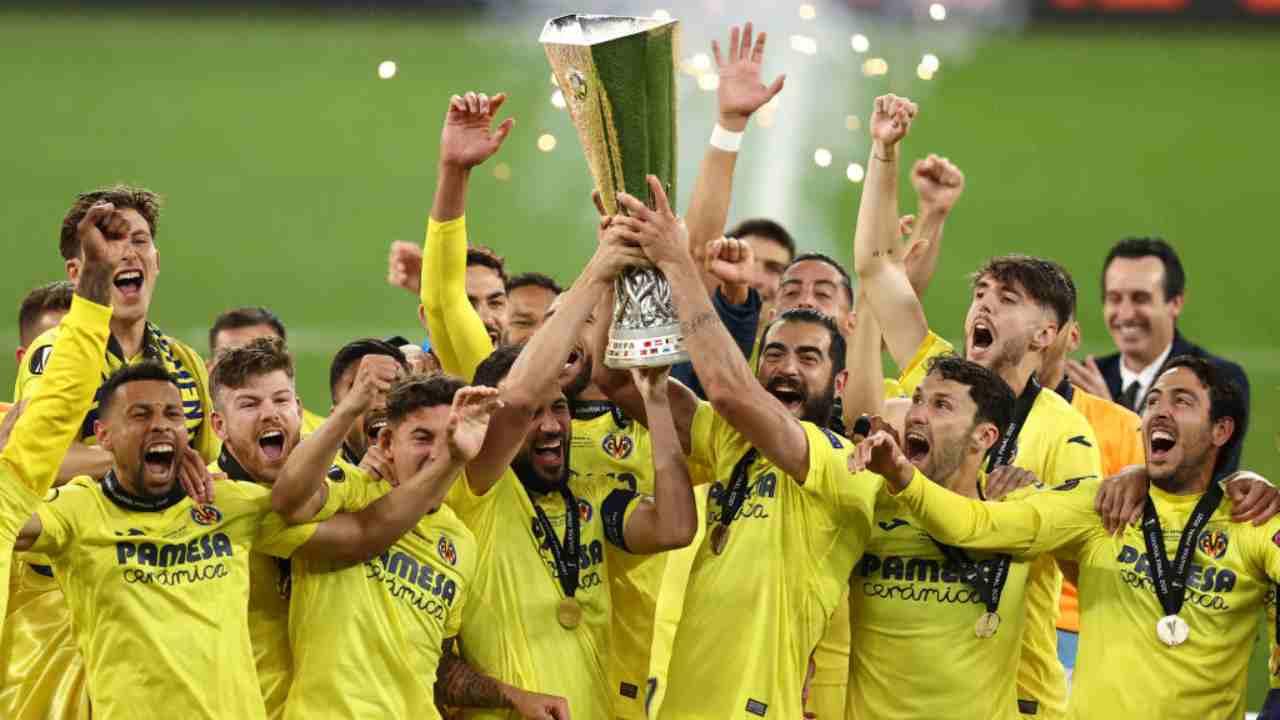 DAZN Europa League Conference League