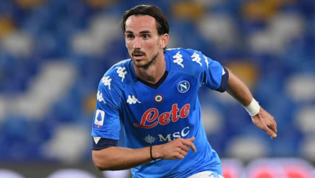 Fabian Ruiz centrocampista