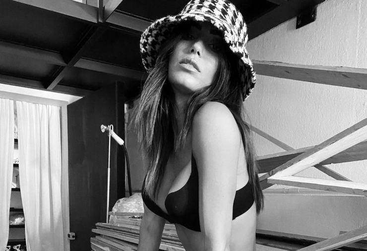 Federica Nargi showgirl