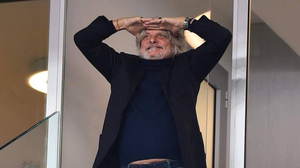 sampdoria allenatore vieira