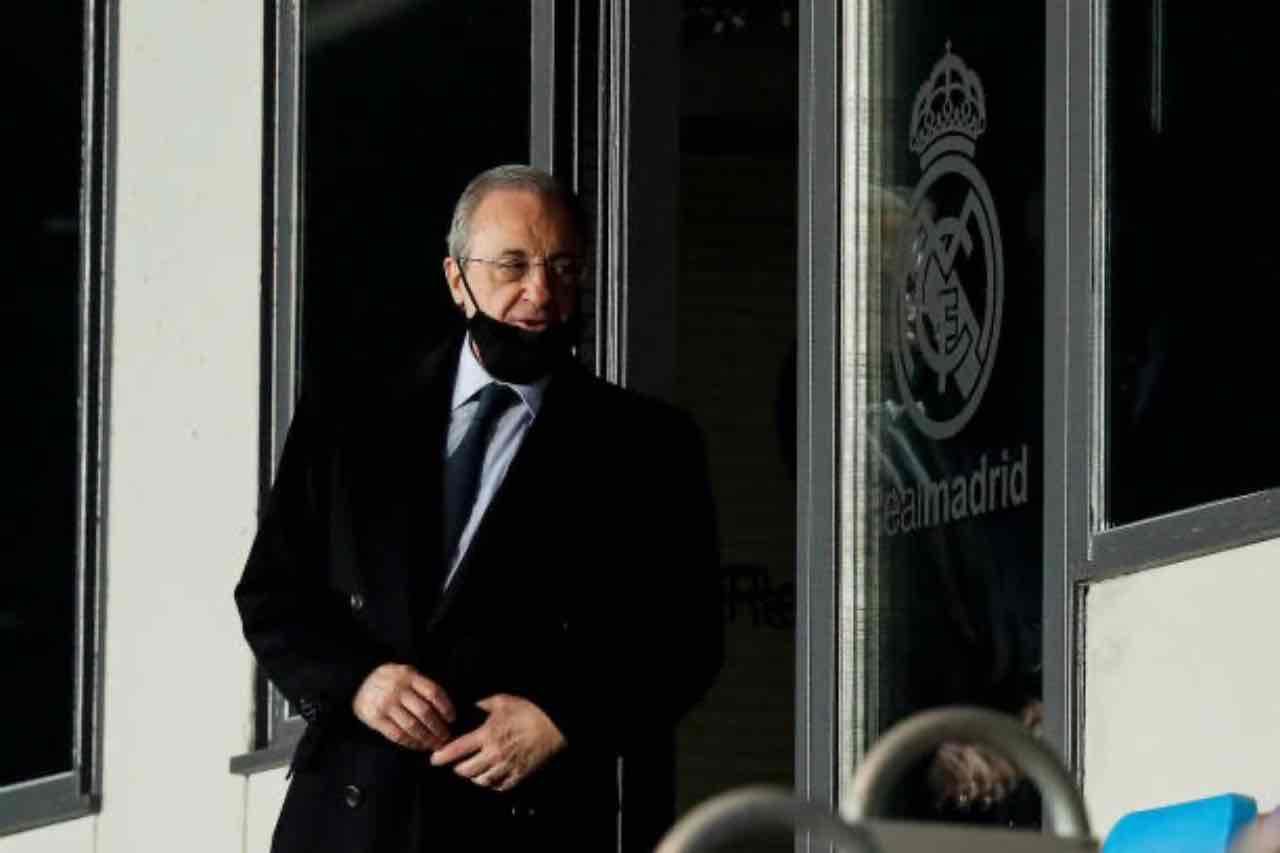 Perez Real Madrid