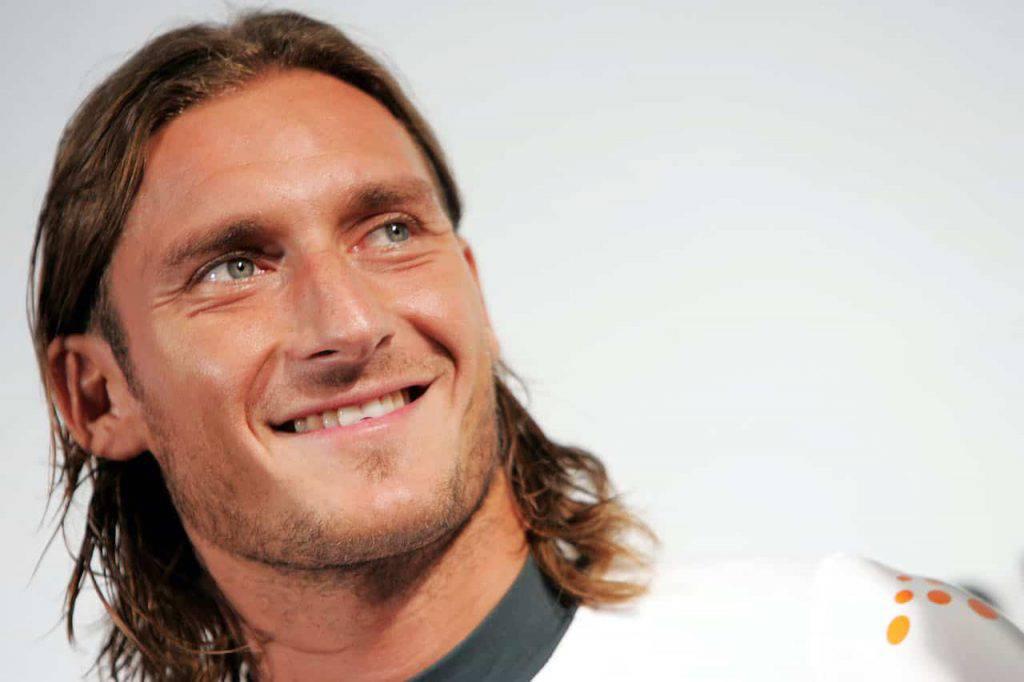 Francesco Totti Ilary Blasi come l'ha conquistata (Getty Images)