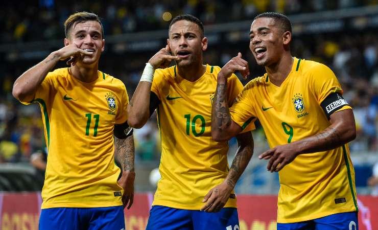 gabriel jesus brasile neymar