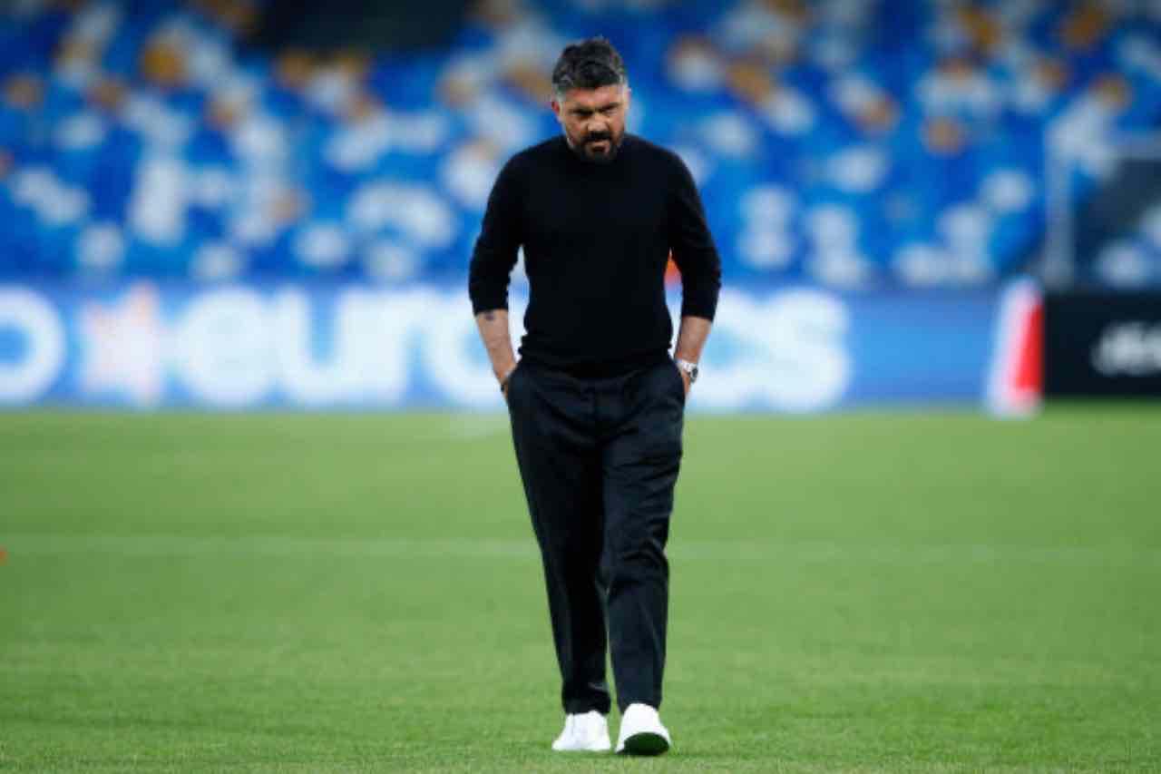 Gattuso Tottenham