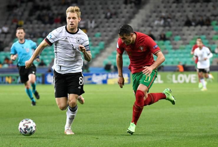 Germania Portogallo Highlights