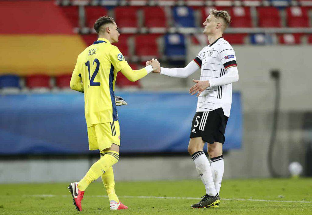 Germania-Ungheria highlights (Getty Images)