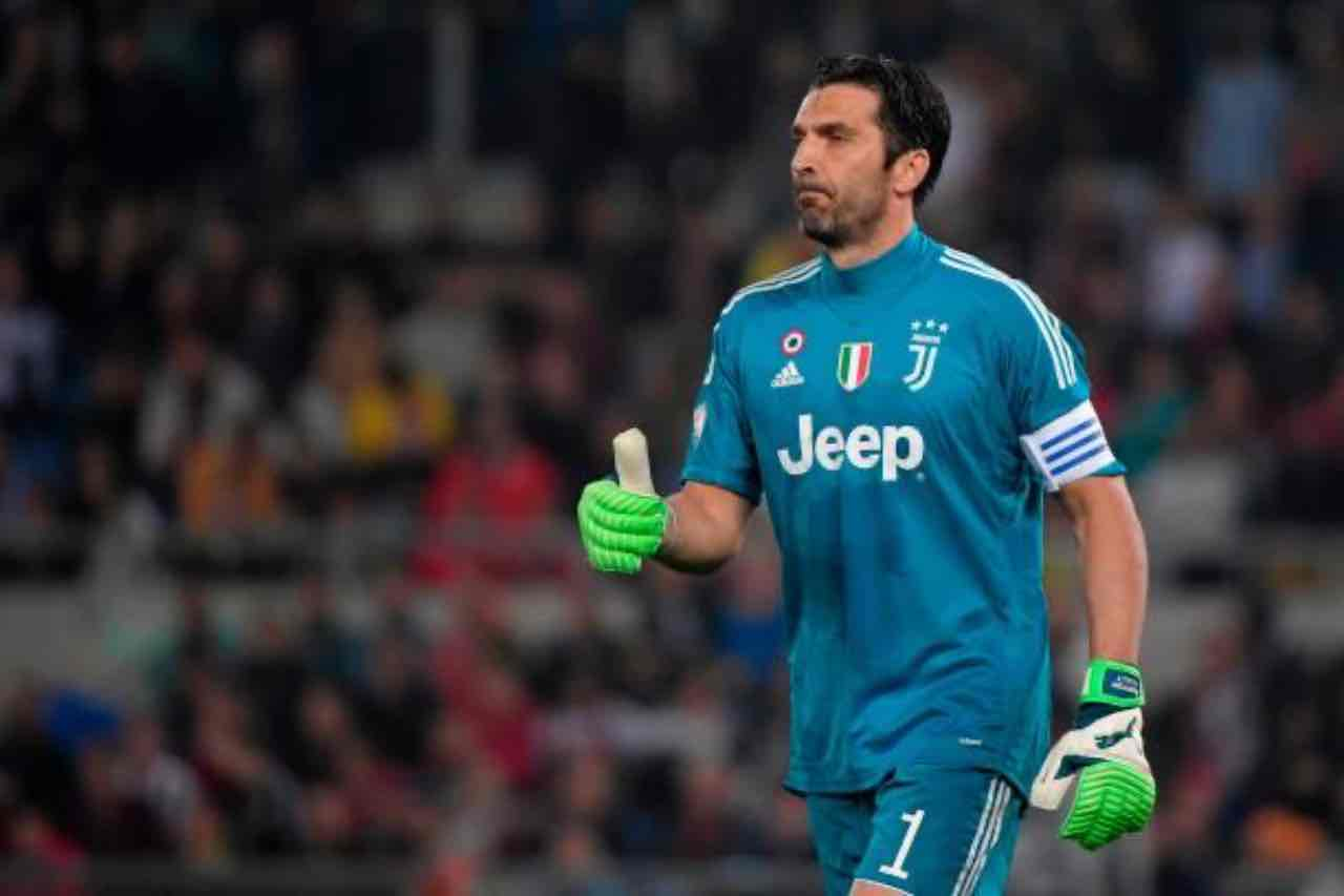 Buffon Juve
