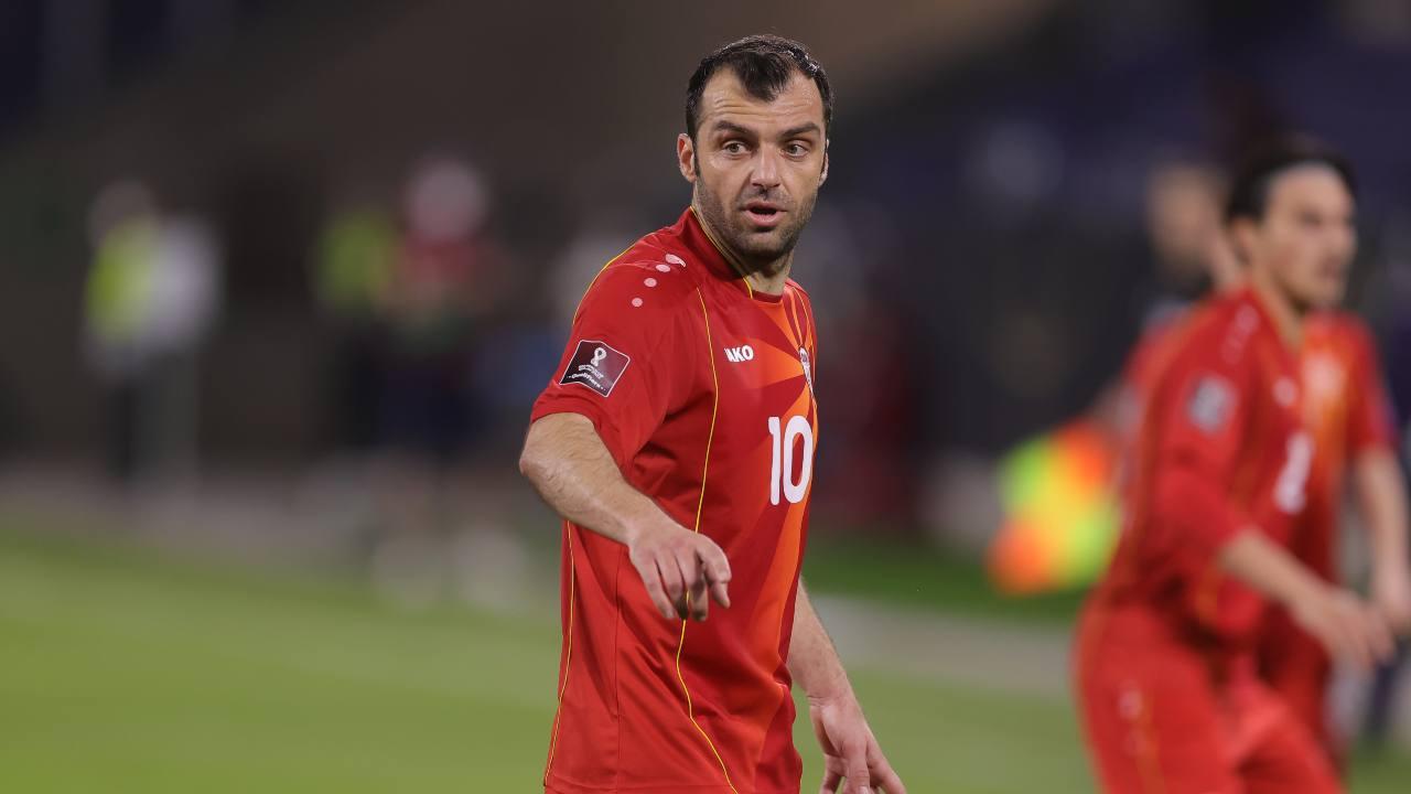 EURO 2020 Pandev Macedonia
