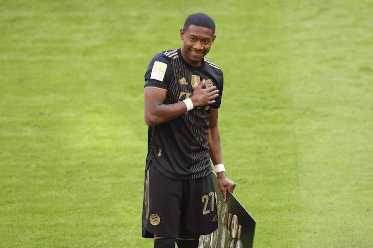 Guardiola aneddoto con Alaba (Getty Images)