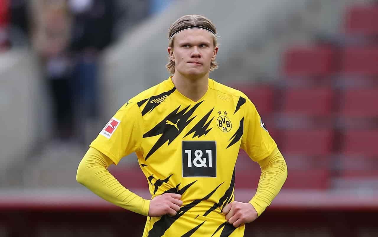 Haaland Borussia Dortmund Zorc