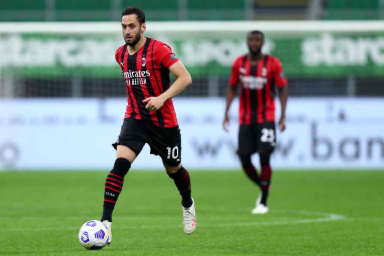 Calhanoglu Inter