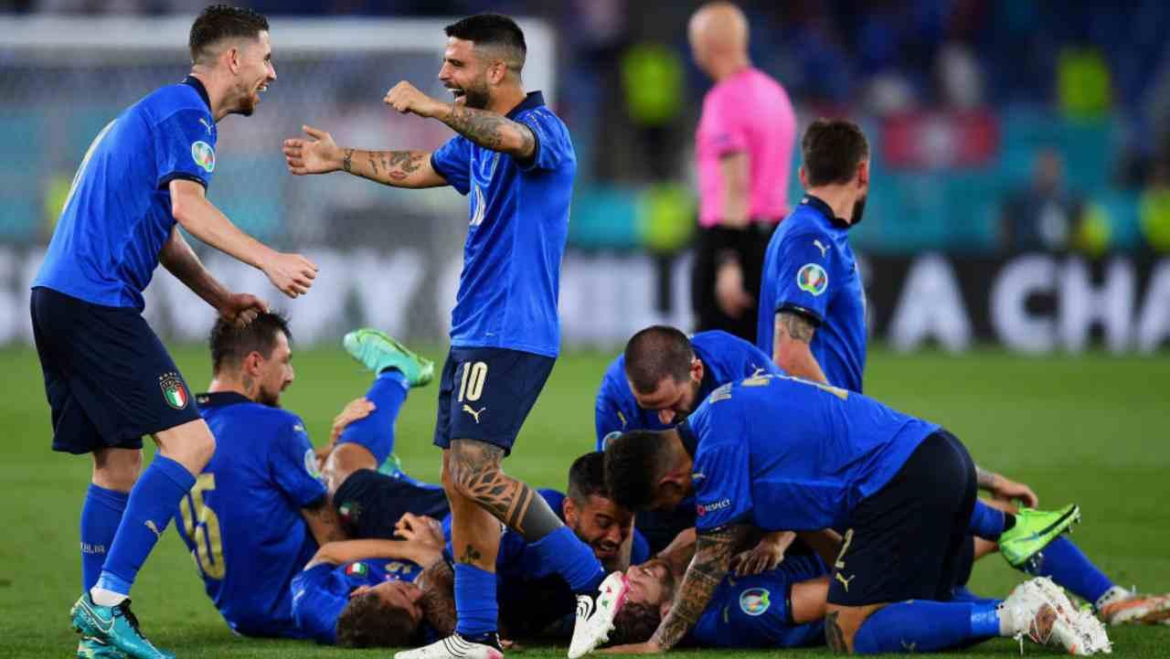Highlights Italia Svizzera EURO 2020
