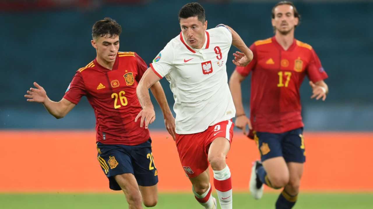 Spagna Polonia Highlights