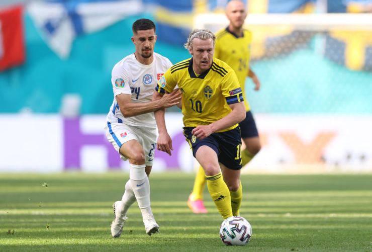 Svezia Slovacchia Highlights EURO 2020