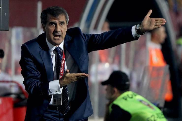Il CT turco pronto per l'Italia (Getty Images)