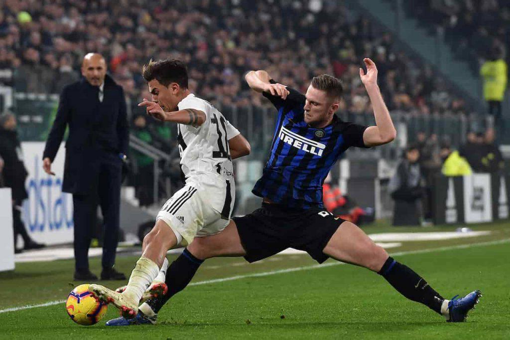 Inter-Juve Le Iene inchiesta Filippo Roma e Occhipinti (Getty Images)