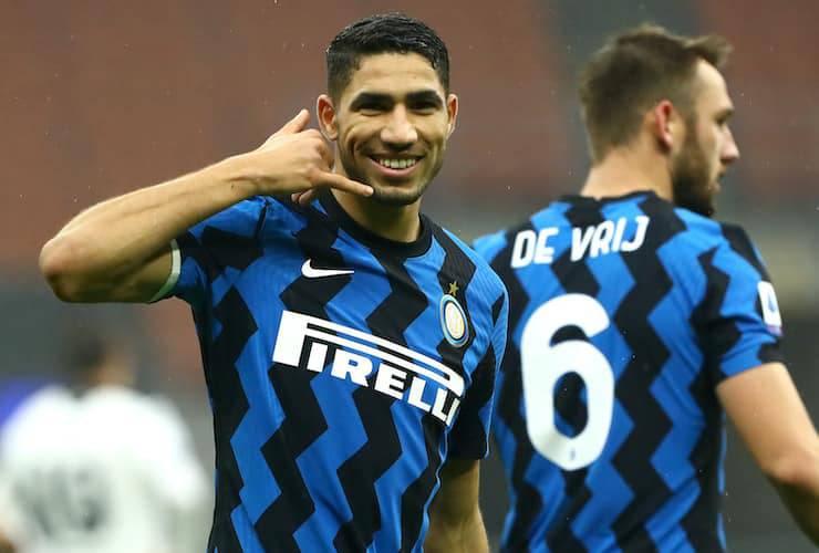 Inter, Marotta su cessione Hakimi (Getty Images)