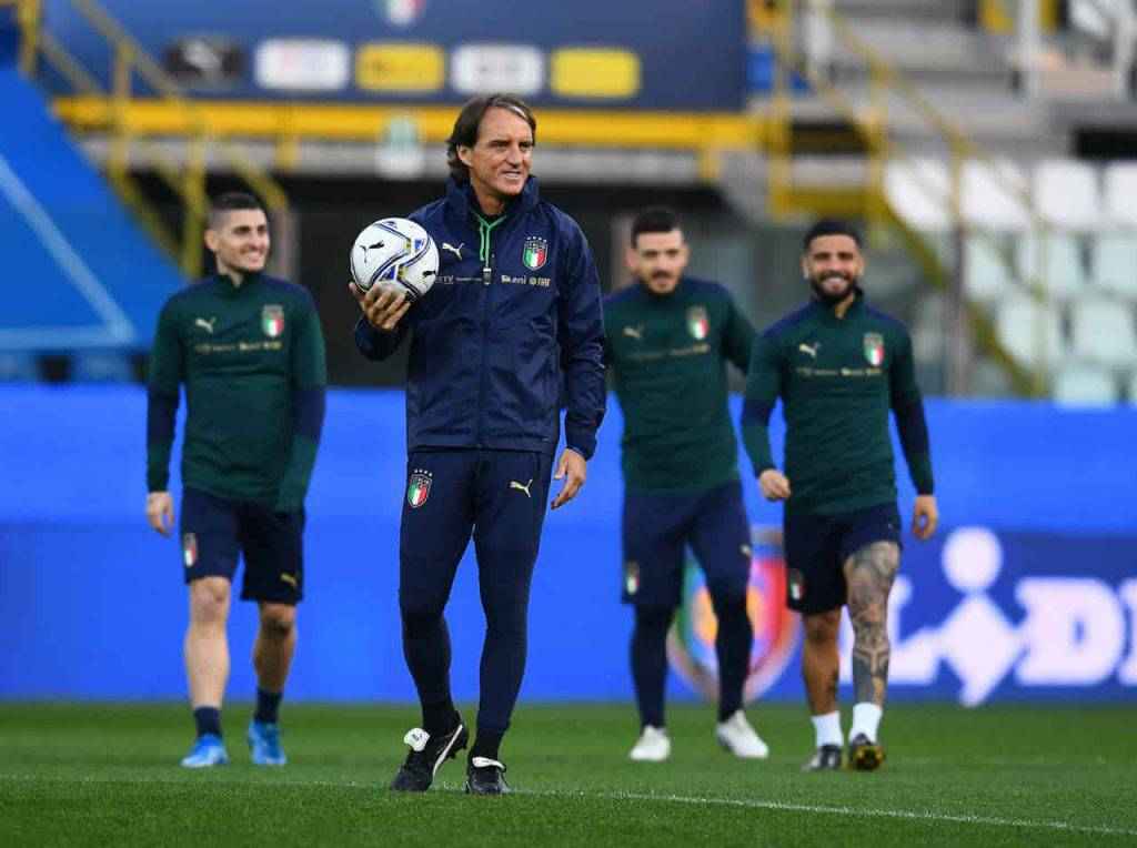 Italia Mancini testimonial (Getty Images)