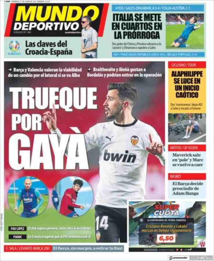 Mundo Deportivo quotidiano