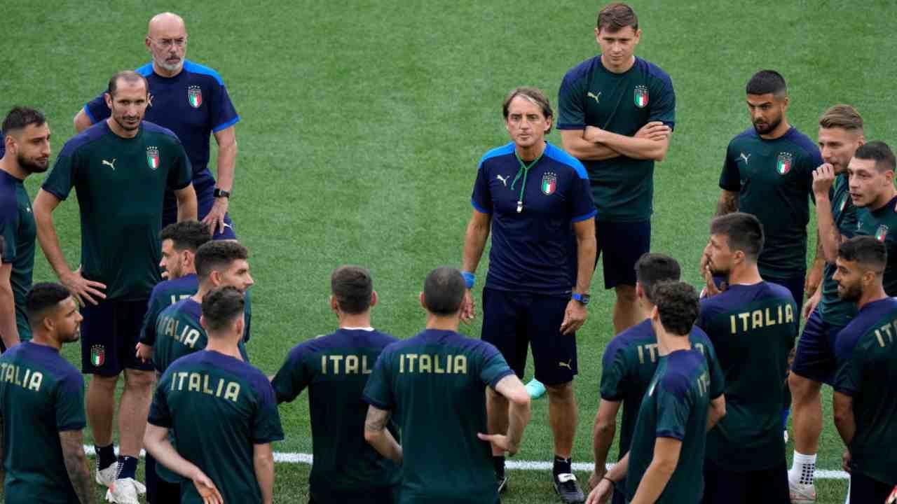 EURO 2020 Italia Turchia
