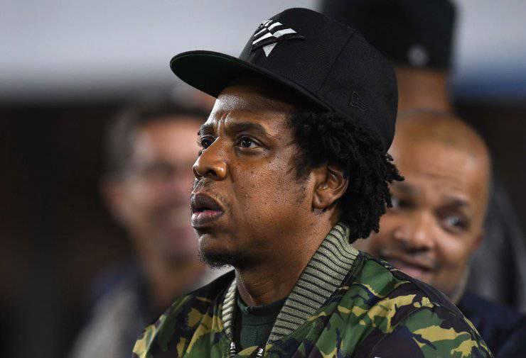 Jay-Z rapper