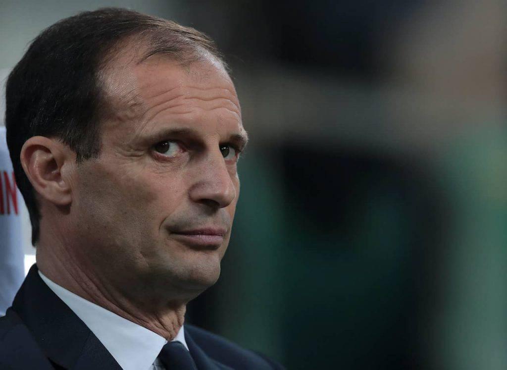 Juventus Allegri tegola (Getty Images)