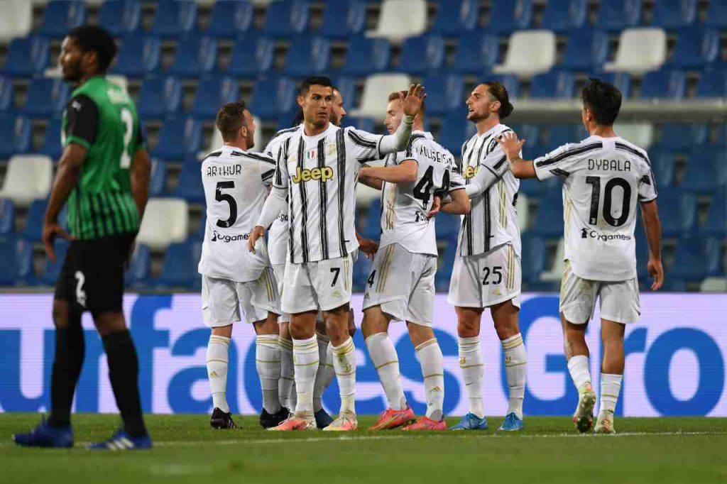 Juventus rinnovo contratto