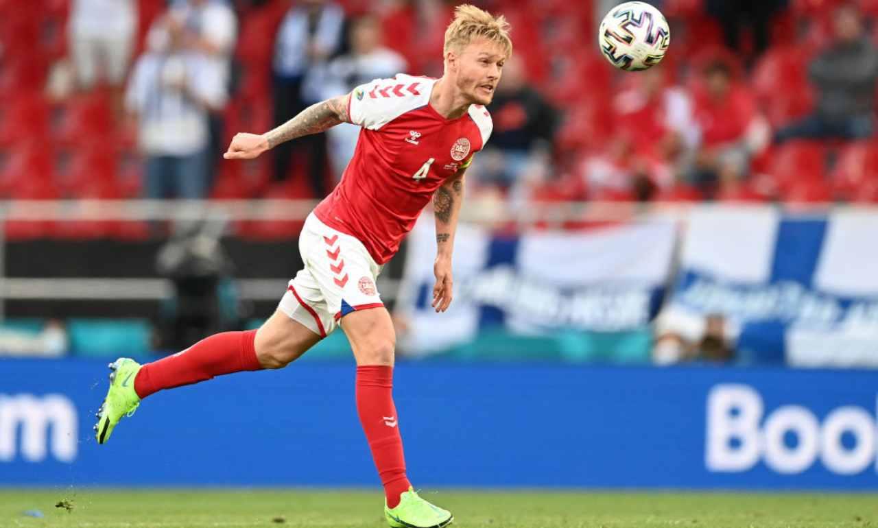 EURO 2020 Kjaer Eriksen