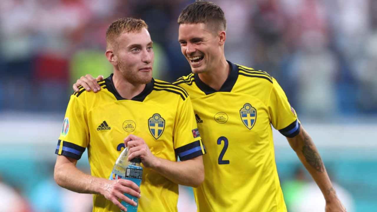 EURO 2020 Kulusevski Svezia