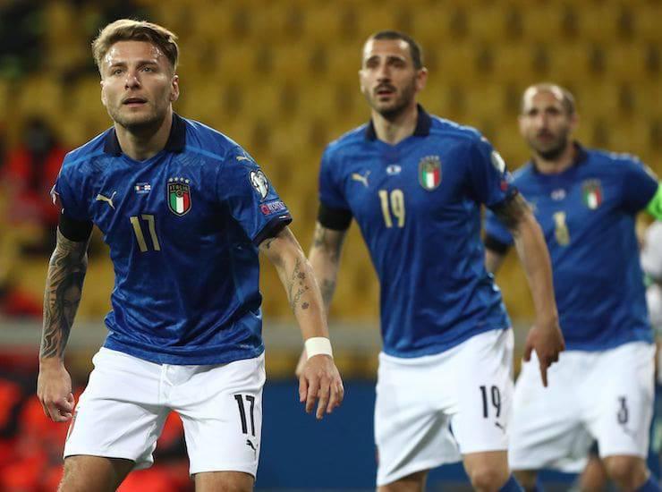 La Rai al fianco della Nazionale Italiana (Getty Images)