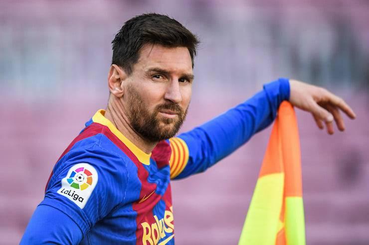 La scelta di Messi (Getty Images)