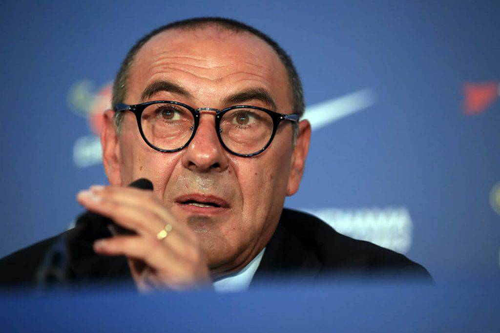 Lazio Sarri vicino alla firma (Getty Images)