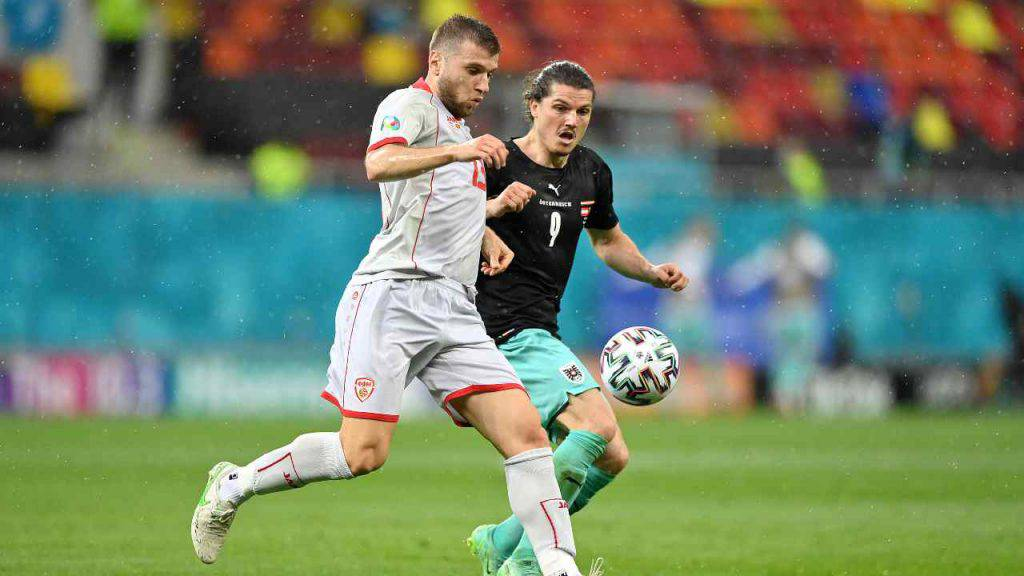 Live Austria-Macedonia (GettyImages)
