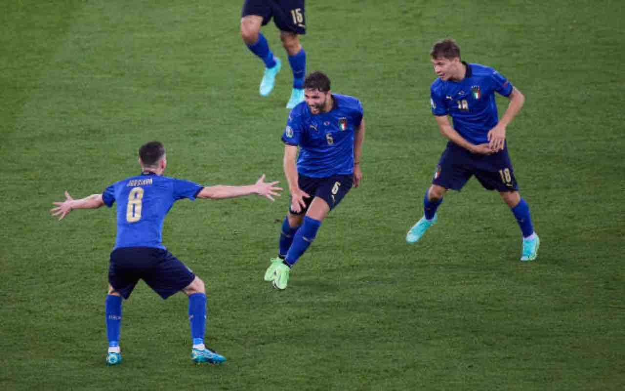 EURO 2020 Locatelli
