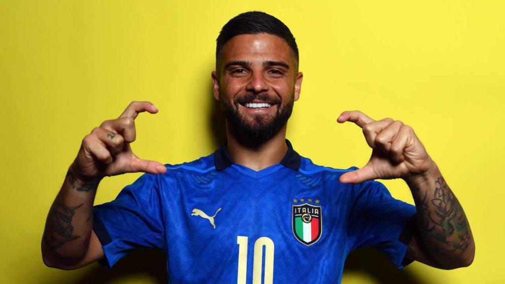 insigne numero 10 italia europei