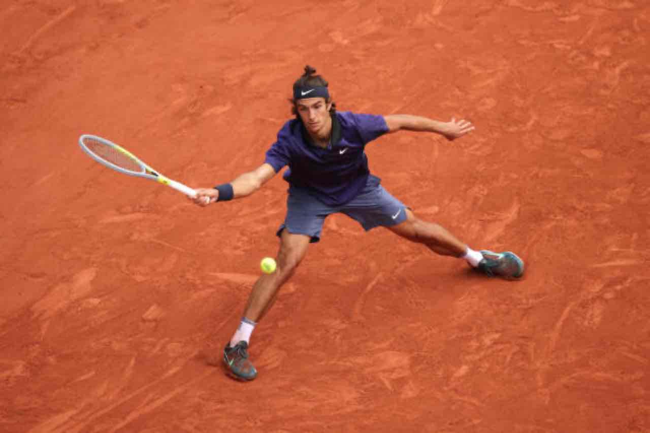 Musetti Roland Garros