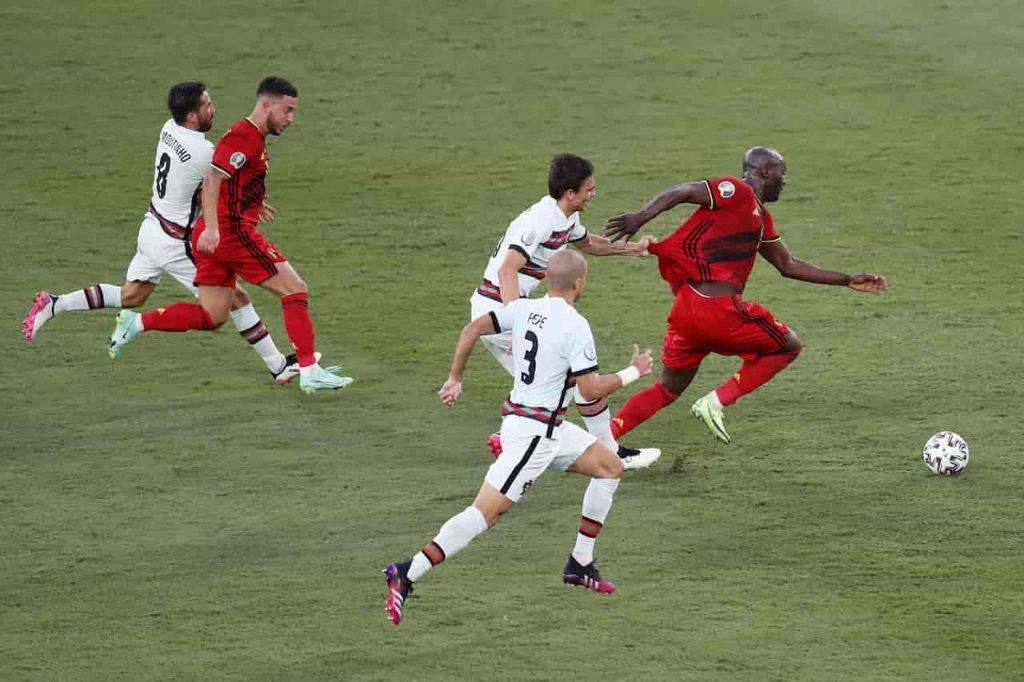 Lukaku-Ronaldo sfida social (Getty Images)